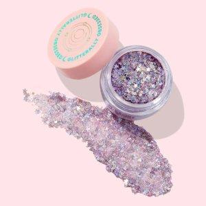ColourpopMoon Prism Power 紫色亮片眼影