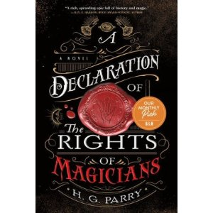 A Declaration of the Rights of Magicians|Paperback