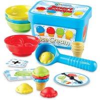 Learning Resources 儿童冰淇淋制作玩具套装