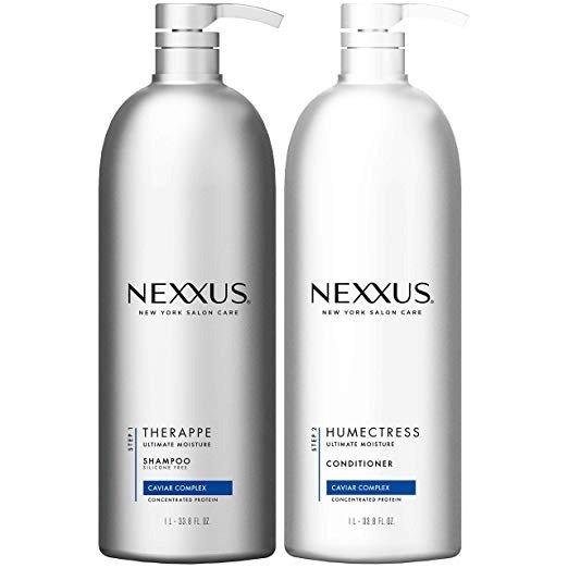 保湿洗发护发超值套装 1L