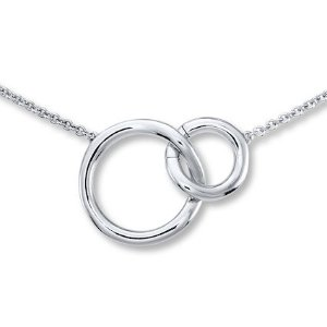 Miracle Links Necklace Sterling Silver