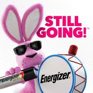 $13.99史低价:Energizer AA 电池 48只装