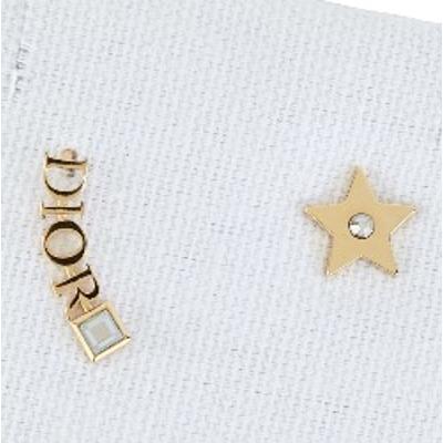 Dior饰品上新 £240收封面同款耳饰