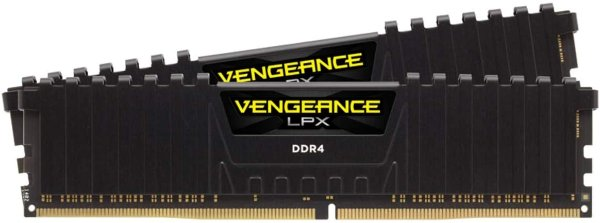 Corsair Vengeance LPX 16GB (2 X 8GB) DDR4 3600 C18 内存