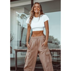 Lorna JaneExtreme Cropped Active Tee