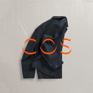 折扣区全部5折 + 额外8.5折折扣升级:COS 精选美衣配饰大促 $42收质感针织
