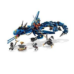 低至$15.99LEGO Ninjago 系列玩具特卖,收2019年新款修道场和战龙