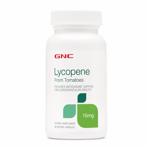 Lycopene 番茄红素 15 MG 60粒