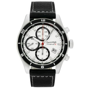 EBERHARD AND COChampion V Chronograph Stainless Steel Automatic Men's Watch 31063.1
