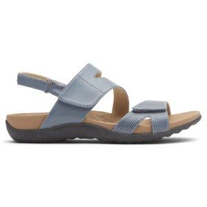 Women's Ridge Adjustable Asymmetrical Sandal