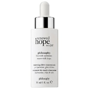 PhilosophyRenewed Hope in A Jar Renewing Dew Concentrate