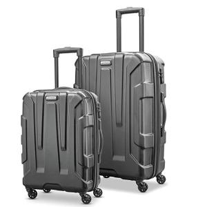 低至4折 $129收Centric两件套新秀丽 Centric、Omni行李箱套装热卖