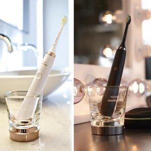 低至3折 刷头£3.5/支英亚 Prime Day先跑 Philips Sonicare 钻石电动牙刷、情侣套装、美白刷头促销