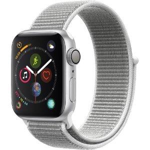 不锈钢GPS蜂窝版最高省$50Apple Watch Series 4 多款式,多版本优惠