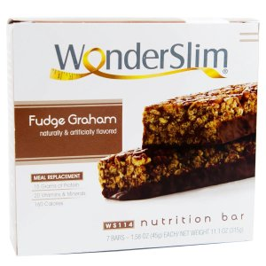 巧克力饼干口味高蛋白能量棒 7条装