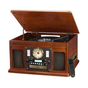 $98(原价$185.91)Innovative 8合1 蓝牙播放器 复古风一点也不普通