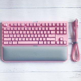 有了粉晶套装,我就是粉色系Carry啦 (#^.^#)