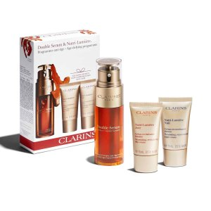 ClarinsDouble Serum & Nutri-Lumiere Collection
