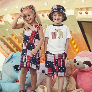 Up to 70% Off + Free ShippingGymboree Kids Clothing Semi Annual Clearance