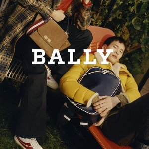 无门槛85折Bally 男士背包、休闲鞋、配饰等年中大促