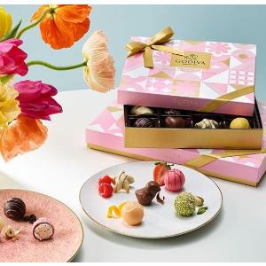 低至6折+无门槛免邮 收复活节限量礼盒Godiva 歌帝梵巧克力礼盒特卖  吃出甜蜜幸福的味道
