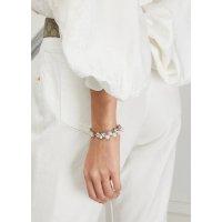 Miu Miu 珍珠水晶手链