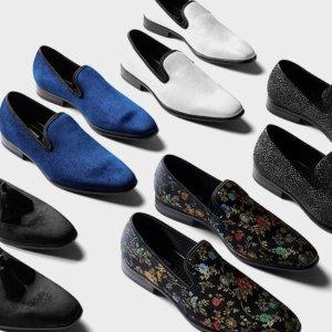 额外7折Men's Wearhouse 精选男士商务皮鞋促销