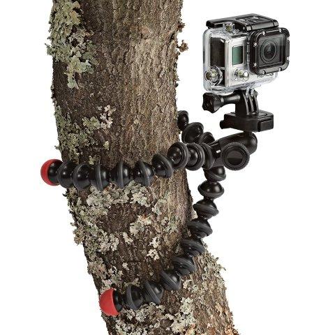 低至4.8折Joby宙比 相机、手机三脚架 GoPro也能用