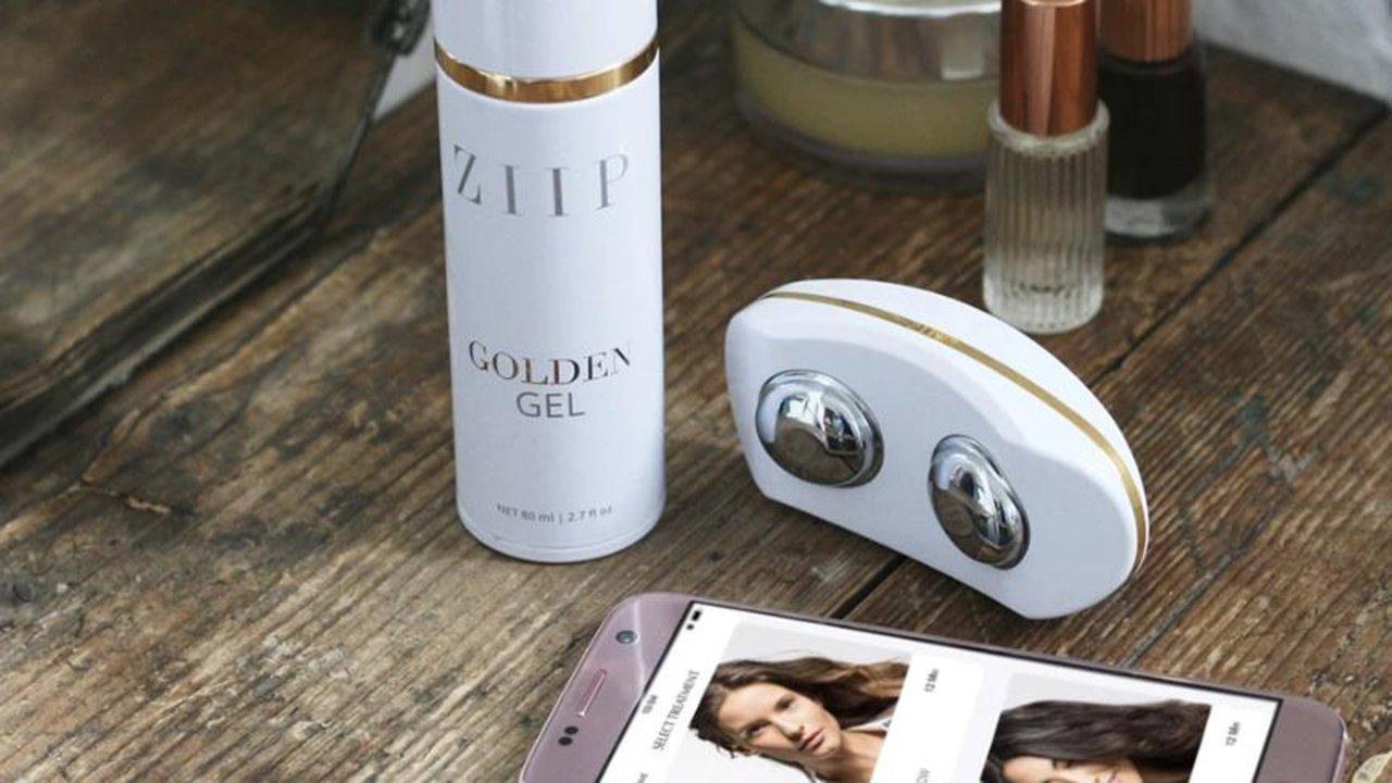 ZIIP Beauty 纳米微电流护肤美容仪💗让你轻松对抗地心引力!