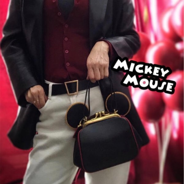 Mickey Mouse 联名耳朵包