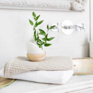 Buy A by Amara 100%纯棉大浴巾