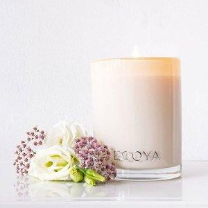 购2件送茉莉身体乳Ecoya 澳洲著名天然香氛品牌 香味顶级飨宴