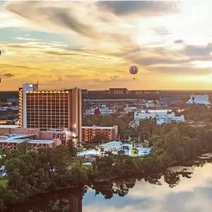 $33起   环球影城希尔顿逸林只要$98手慢无:Hotels.com 奥兰多酒店预订好价 指定酒店折扣码再9.5折