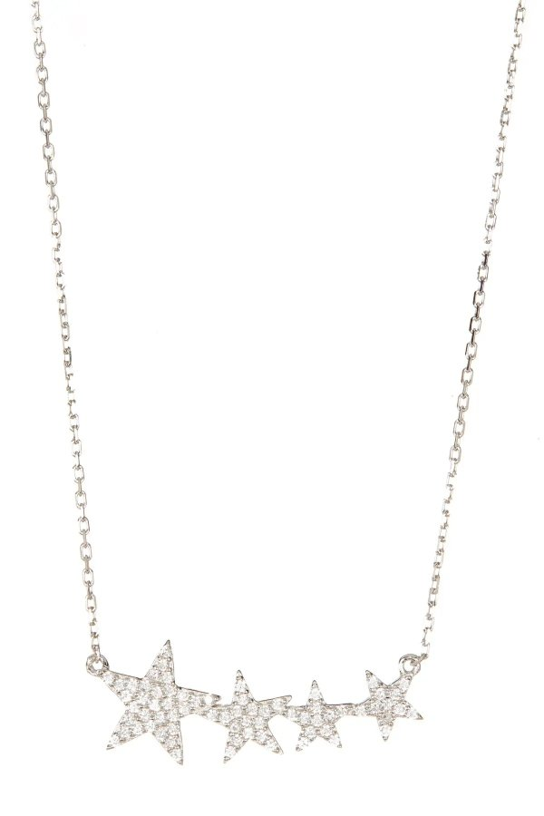 施华洛世奇水晶项链