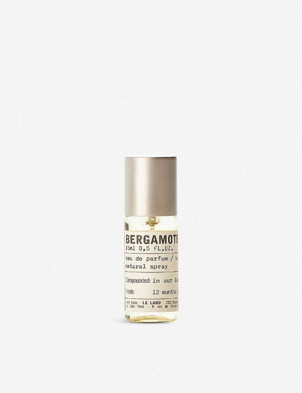 Bergamote 22 香水