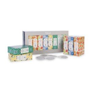 Whittard英早、玫瑰茶、伯爵最佳组合!Discovery Collection 新品茶叶礼盒