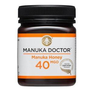 Manuka Doctor独家额外85折!MGO 40 蜂蜜 250g