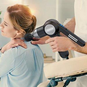 $99.99(原价$159.99)ABOX 深层肌肉放松筋膜枪 告别肌肉型小腿和肌肉酸痛