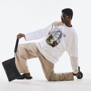 低至3折 logo帽子$385Balenciaga 时尚达人牌热促 收T恤卫衣、老爹鞋、tote包