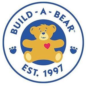 按年龄付费限今天:Build -A-Bear 毛绒玩具特惠活动