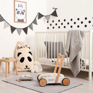 低至7.5折My 1st Years 婴幼儿房间装饰用品促销 颜控麻麻看过来