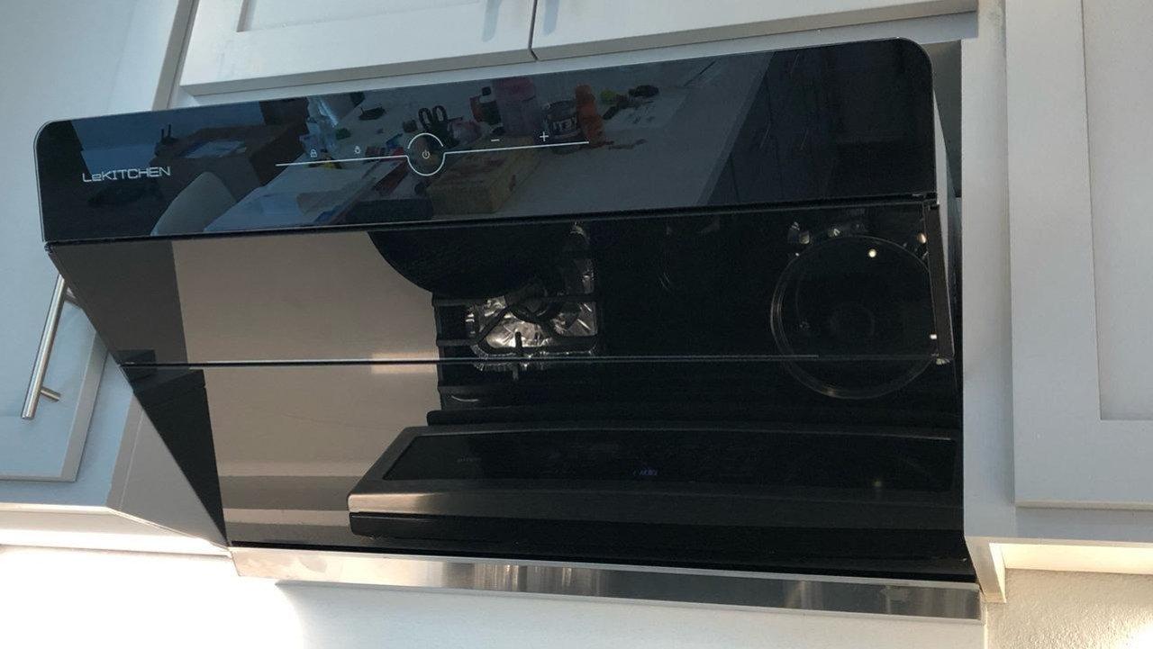 乐厨X800众测,终于不用用微波炉抽油烟啦~