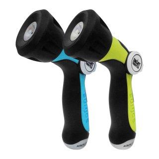 $1.87 for oneAqua Joe Adjustable Hose Nozzle w/Smart Throttle Control 2-Pack