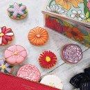 生日礼物、下午茶、爬梯绝配伦敦网红超萌饼干店Biscuiteers全网热卖  少女心和发发饼干更配哦