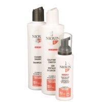 Nioxin 4号染发护理套装