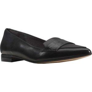 ClarksLaina15 Pointed Toe Loafer