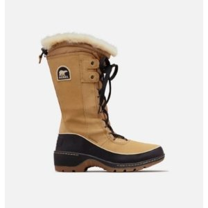 Sorel女款高筒雪地靴