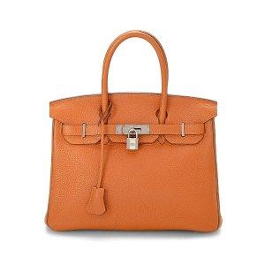 Hermes二手单品Birkin 30 手提包