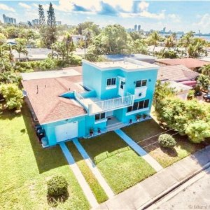 Blue House Miami, 迈阿密海滩, 美国