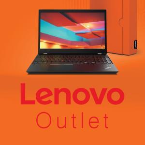 Save BigExtra 15% Off Outlet PCs @Lenovo